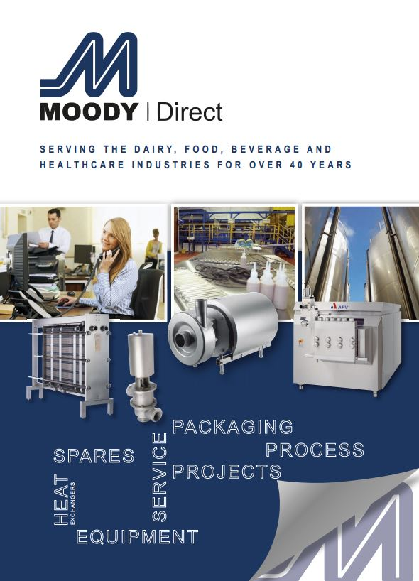 Moody Direct Corporate Brochure
