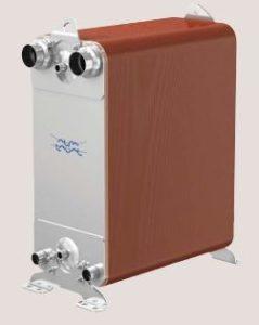 ALFA LAVAL, AC HEAT EXCHANGER, AC502DQ-ACH502DQ