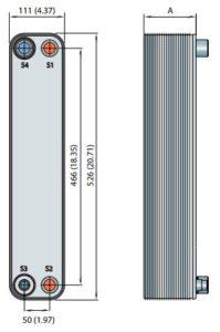 ALFA LAVAL, AC HEAT EXCHANGER, AC70X-ACH70X-ACP70X
