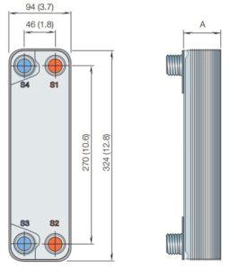 Alfa laval cb heat exchanger Уплотнения теплообменника Tranter GL-016 PI Дербент