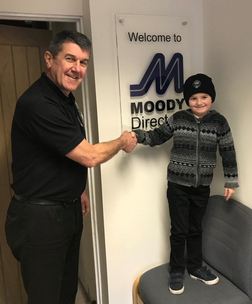Mason Hirst and Moody Direct