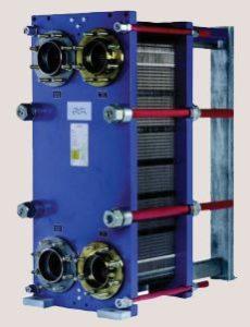 ALFA LAVAL, IndustrialLine HEAT EXCHANGER, MK15 W
