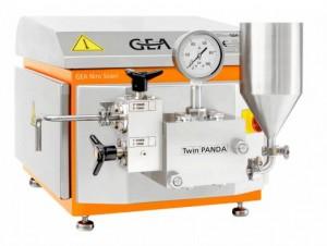 GEA Niro Soavi TwinPanda 400 homogeniser