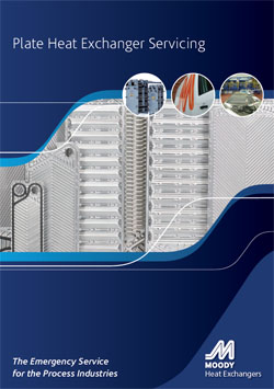 Moody Plate Heat Exchanger Servicing brochure