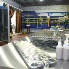 Plate Heat Exchanger Refurb