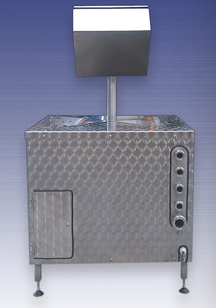 Moody Direct Water Saver Unit -back