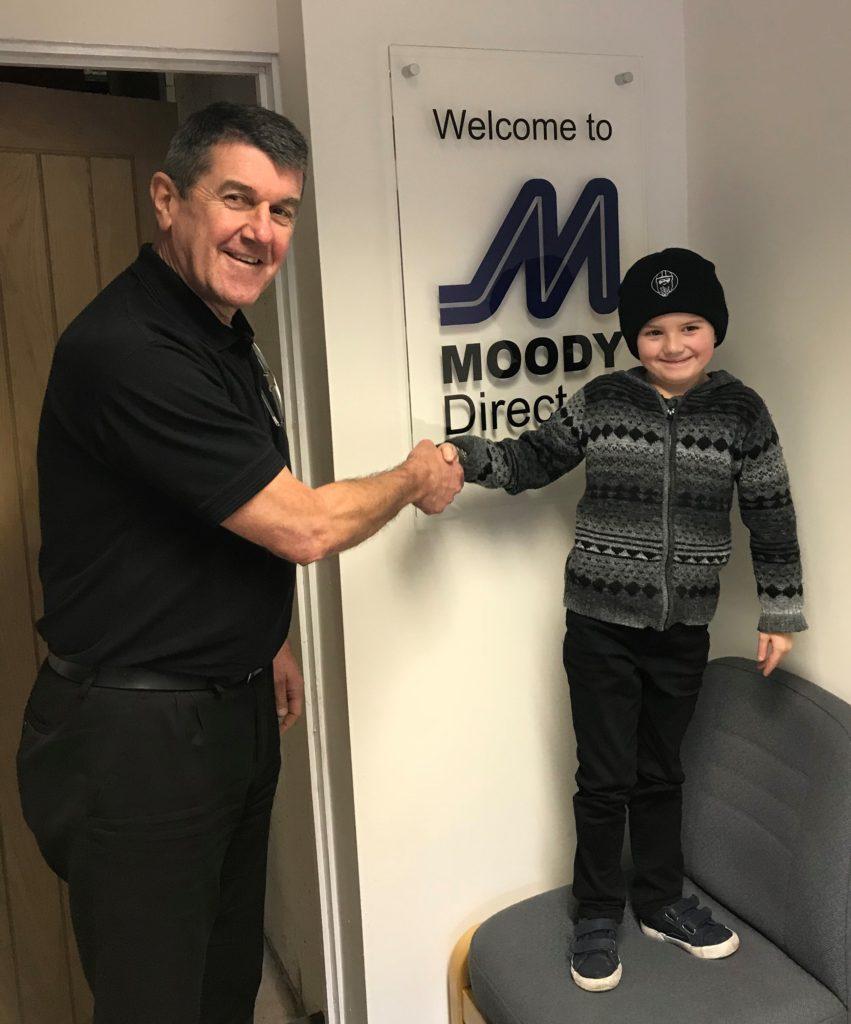 Mason Hirst and Moody Direct