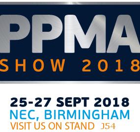 PPMA Show 2018 Logo