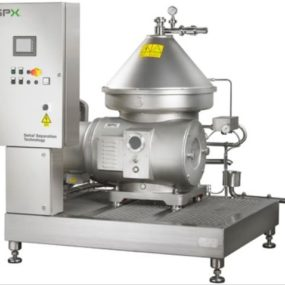 SPX Flow Seital Self Cleaning Clarifiers
