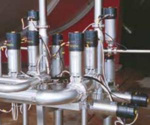 Pentair Keystone Pneumatic Actuators F257 - 1
