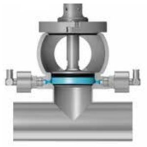 Pentair Sudmo Double Seal SD Economic Valve Diagram Flushing of the leakage chamber