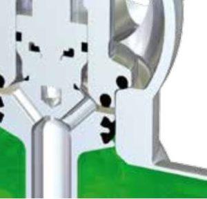 Pentair Sudmo Double Seat Valve DSV Complete Leakage Free 2