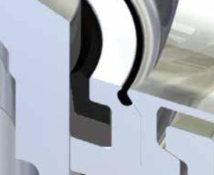 Pentair Sudmo Double Seat Valve DSV Complete Lower Shaft Passage